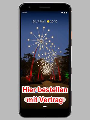Blau.de - Google Pixel 3a bestellen