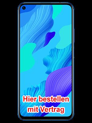 Blau.de - Huawei nova 5T bestellen mit Vertrag