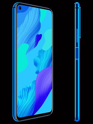 Blau.de - Huawei nova 5T - blau (seitlich)