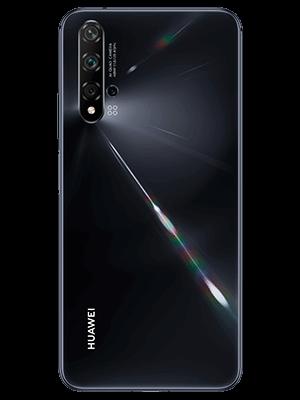 Blau.de - Huawei nova 5T - schwarz (hinten)