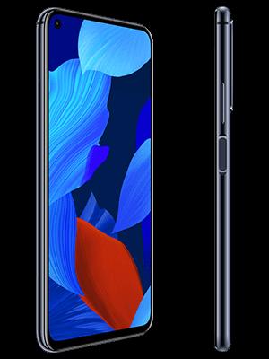 Blau.de - Huawei nova 5T - schwarz (seitlich)