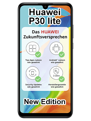 Blau.de - Huawei P30 lite New Edition