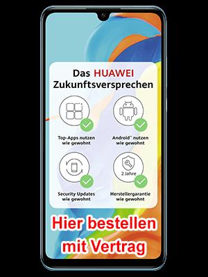 Blau.de - Huawei P30 lite New Edition hier bestellen