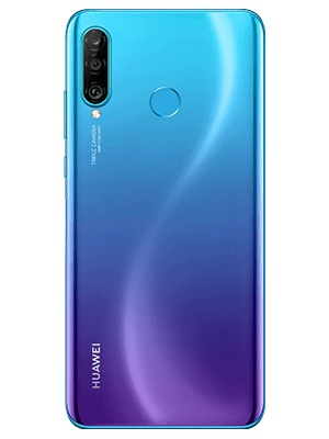 Blau.de - Huawei P30 lite New Edition - blau (hinten)