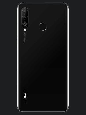 Blau.de - Huawei P30 lite New Edition - schwarz (hinten)
