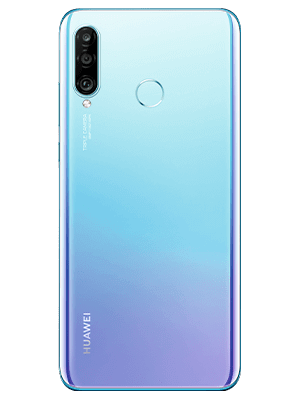 Blau.de - Huawei P30 lite New Edition - weiss (hinten)