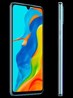 Blau.de - Huawei P30 lite New Edition - weiss (seitlich)