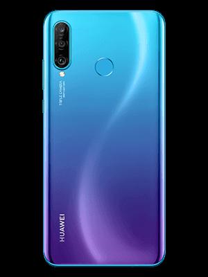 Blau.de - Huawei P30 lite - blau (hinten)