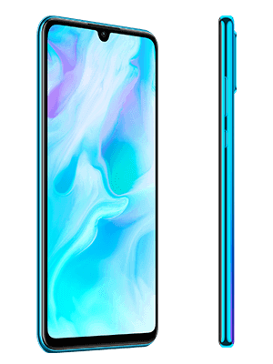 Blau.de - Huawei P30 lite - blau (seitlich)