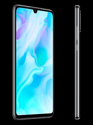 Blau.de - Huawei P30 lite - schwarz (seitlich)