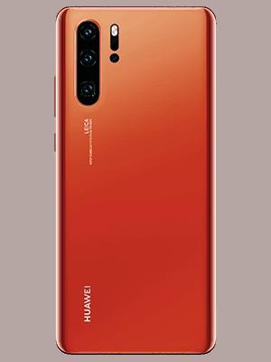 Blau.de - Huawei P30 Pro - amber sunrise / rot (hinten)