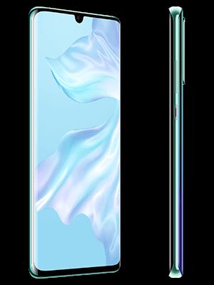 Blau.de - Huawei P30 Pro - aurora (seitlich)