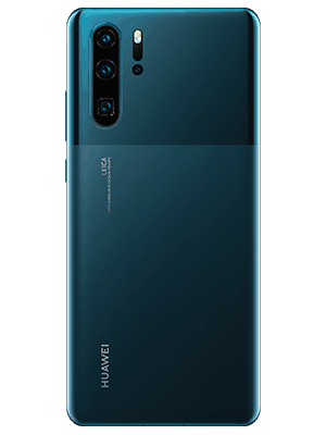 Blau.de - Huawei P30 Pro - blau (hinten)