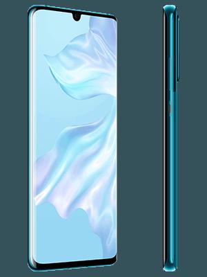 Blau.de - Huawei P30 Pro - blau (seitlich)