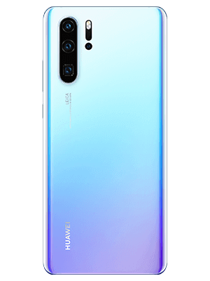 Blau.de - Huawei P30 Pro - weiß (hinten)