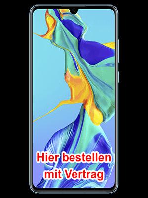 Blau.de - Huawei P30 bestellen mit Vertrag