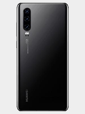 Blau.de - Huawei P30 - schwarz (hinten)