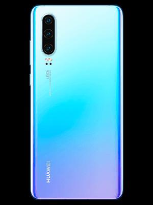 Blau.de - Huawei P30 - weiß (hinten)