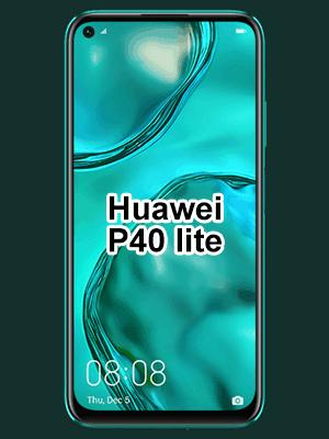 Blau.de - Huawei P40 lite mit Vertrag