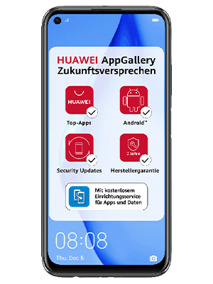 Blau.de - Huawei P40 lite - App Gallery