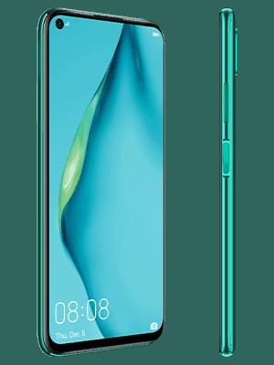 Blau.de - Huawei P40 lite - grün (seitlich)