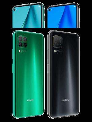 Blau.de - Huawei P40 lite - Farbvergleich