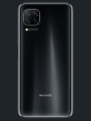 Blau.de - Huawei P40 lite - schwarz (hinten)
