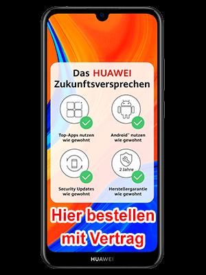 Blau.de - Huawei Y6s bestellen