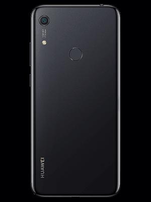 Blau.de - Huawei Y6s - schwarz (hinten)