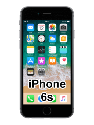 Blau.de - Apple iPhone 6s mit Vertrag