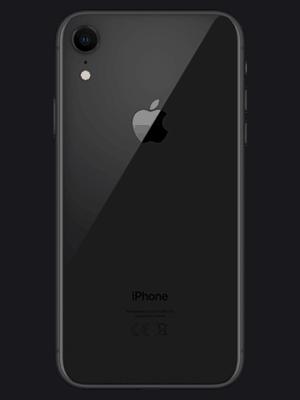 Blau.de - Apple iPhone XR - schwarz (hinten)