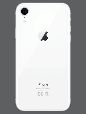 Blau.de - Apple iPhone XR - weiß (hinten)