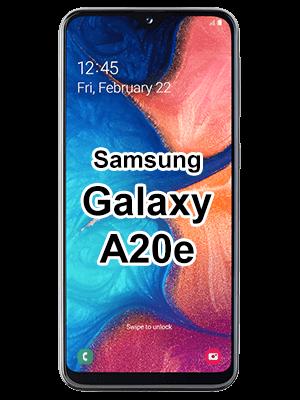 Blau.de - Samsung Galaxy A20e mit Vertrag