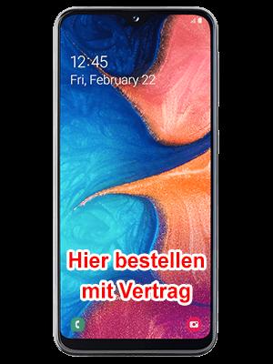 Blau.de - Samsung Galaxy A20e bestellen