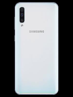 Blau.de - Samsung Galaxy A50 - weiss (hinten)