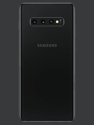 Blau.de - Samsung Galaxy S10+ in schwarz (hinten)