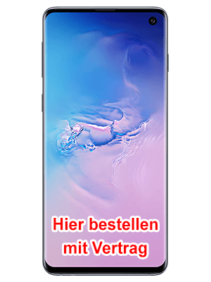 Blau.de - Samsung Galaxy S10 hier bestellen