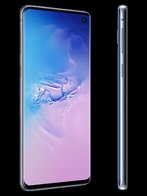 Blau.de - Samsung Galaxy S10 - blau (seitlich)