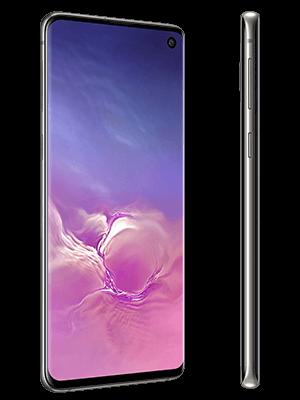 Blau.de - Samsung Galaxy S10 - schwarz (seitlich)