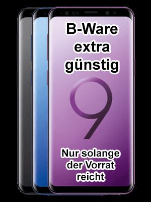 Blau.de - Samsung Galaxy S9 (B-Ware)