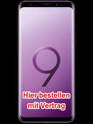 Blau.de - Samsung Galaxy S9 hier bestellen