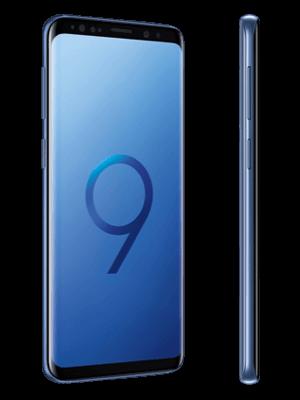 Blau.de - Samsung Galaxy S9 - blau (seitlich)