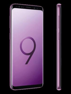 Blau.de - Samsung Galaxy S9 - lila (seitlich)