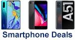 Blau Smartphone Angebote / Handy-Deals