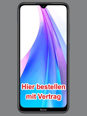 Blau.de - Xiaomi Redmi Note 8T bestellen