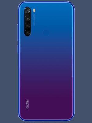 Blau.de - Xiaomi Redmi Note 8T - blau (hinten)