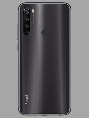 Blau.de - Xiaomi Redmi Note 8T - schwarz (hinten)