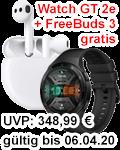 Huawei P40 / P40 Pro mit gratis Freebuds und Smartwatch