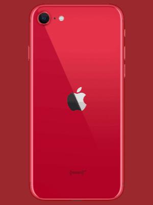 Blau.de - Apple iPhone SE - rot / produkt red (hinten)