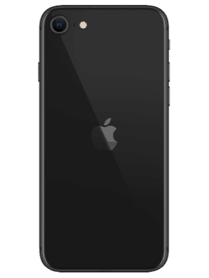Blau.de - Apple iPhone SE - schwarz (hinten)